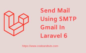 send-mail-smtp-gmail-laravel-6